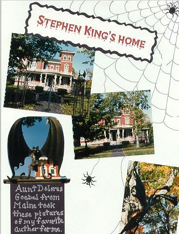 Stephen king 39 s home - Climatiseur king d home ...